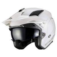 MT Le Mans 2 SV SOLID MATT BLACK   Open Face Jet Motorcycle Scooter Crash Helmet