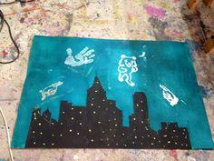 CREATIVELY WILD ART STUDIO, DUMBO, Brooklyn NY 11201 http://www.creativelywildartstudio.com