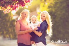 Three Generations in Balboa Park – San Diego Family Photographer » www.christywallisphotography.com