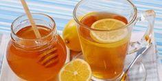 Худеем с помощью меда и лимона.