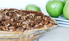 Sour Cream Apple Pie--I've been making this apple pie for over 15 years and it's still my fams all time favorite!!