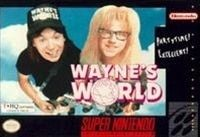 New Wayne's World - SNES Factory Sealed Game