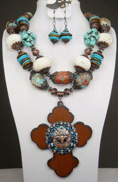 like the stones used Custom Jewelry, Diy Jewelry, Beaded Jewelry, Jewelery, Fashion Jewelry, Jewelry Design, Jewelry Making, Unique Jewelry, Jewelry Ideas