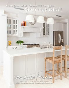 Provincial Kitchens - Clovelly