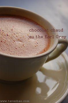 紅茶派の人でも楽しめる♡香り高いアールグレイ風ホットココアのレシピ