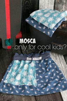 coole Mädchen brauchen coole Outfits...  oder Mosca ist für alle da!