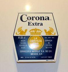 Corona Blechschild in steinen kaufen bei ricardo.ch Corona Extra, Ale, Sheet Metal