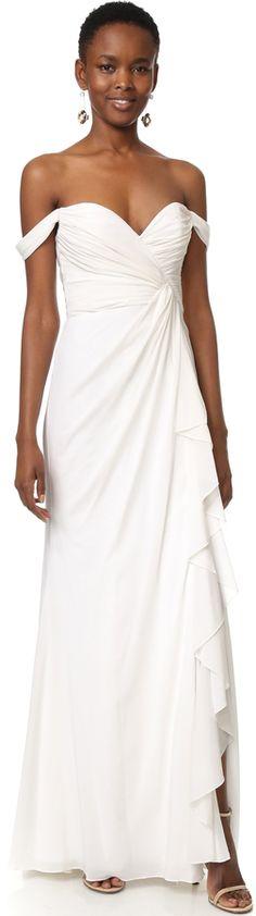Shoshanna Lace Vanowen High-Low Dress. This dress would be super ...