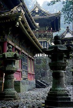 Tosho-gu Shrine.