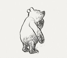 """Pooh quotes! """"If you live to be a hundred I want to live to be a hundred minus one day so I never have to live without you"""""""