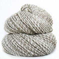 Handspun Yarn cashmere silk and superfine Merino wool via Etsy
