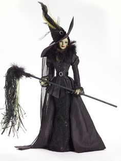 Truly Wicked - WICKED WITCH OF THE WEST - wickedly gorgeous!
