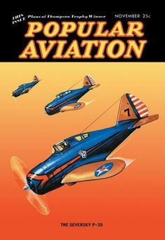 The Seversky P-35 20x30 poster