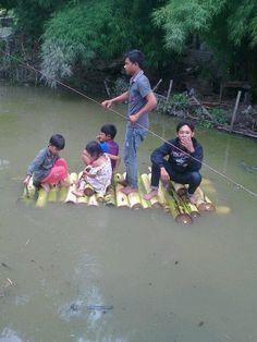 Dari @Aily_Ailya Banjir di Cakung, Jakarta Timur #flood