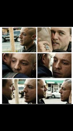 """You betrayed me"" s6ep13 juice and Jax sons of anarchy"