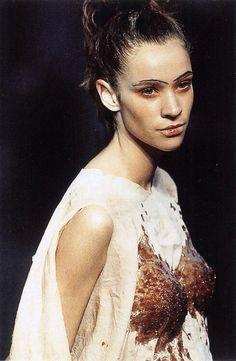 """Alexander McQueen S/S 1994 """"Nihilism"""""""