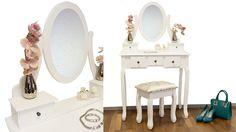 Toaletní stolek Elizabeth Charlotte | Toaletní stolky