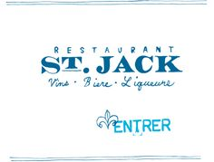 St. Jack's Restaurant.  My 1st or 2nd most favorite restaurant in Portland, OR
