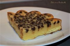 Easy Vanilla Cake Recipe, Easy Cake Recipes, Creme Fraiche, Cheesecakes, Lolo, Nutella, Waffles, Biscuits, French Toast