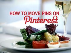 Pinterest released a new feature! Now you can move or copy pins from one board to another. You can also delete pins en masse.
