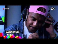 Song Lyrics - Letras Música - Tradução em Português: Cartiez - California (Live bij Domien)
