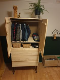 Ikea Baby Room, Nursery Room, Kids Bedroom, My Ideal Home, Tiny Spaces, Spare Room, New Room, Rooms, Furniture