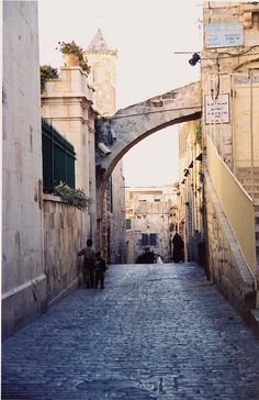 Jerusalem, ISRAEL. - Explore the World with Travel Nerd Nici, one Country at a Time. http://TravelNerdNici.com