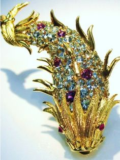 Schlumberger Fish Clip, by Schlumberger - Richters Jewelry on Taigan