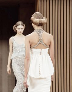 chanel haute couture SS16 | photo chloe le drezen