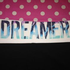 New Victoria's Secret Dreamer Tropical Black Pink Palm Hawaiian Yoga Shorts M | eBay