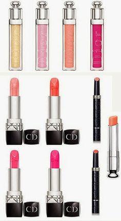 Spring/Summer 2014 - kolekcje makijażowe