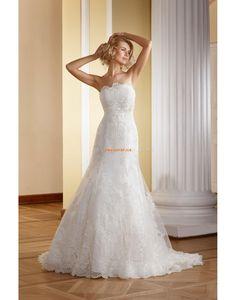 Kościół -Line Aplikacjami Suknie ślubne 2014