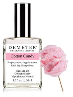 Cotton Candy by Demeter Fragrance Library: It's just sugar. And maybe a bit of magic?