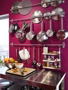 Tips voor de inrichting van een kleine keuken