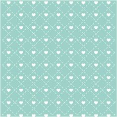 Silhouette Online Store - View Design #62732: heart stitched lattice background