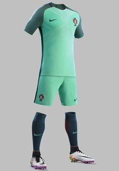 Nike divulga as novas camisas de Portugal - Show de Camisas