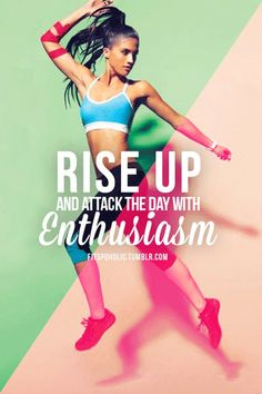 The Fashionista Bubble: Work Out Motivation 12.0