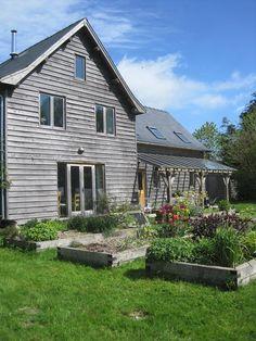 Castle Ring Oak Frame - oak framed house