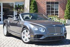 2016 Bentley Continental GT V8 Convertible 2dr Convertible Beverly Hills CA