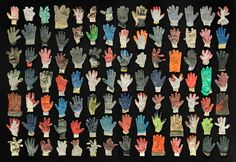 Work Gloves // barry rosenthal