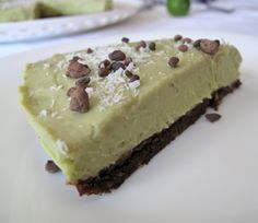 Raw Chocolate-Coated Key Lime Pie | Ethical Ocean