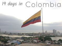 A detailed itinerary of how to get the most out of 19 Days in Colombia. 3 Weeks in South America