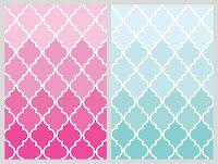 Make it...Create--Printables & Backgrounds/Wallpapers: Quatrefoil