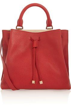 Mulberry Kensington small textured-leather shoulder bag NET-A-PORTER.COM