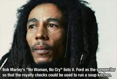 As if I couldn't love Bob Marley even more...