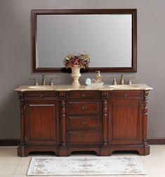 bathroom vanity ideas | Modern Double Sink Vanities for an Improved Bathroom Area