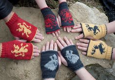 Winter is Coming: You'll Need Mittens – Geek Crafts