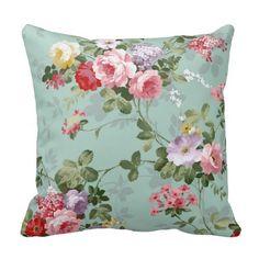 74 Best Floral Throw Pillows Images Throw Pillows