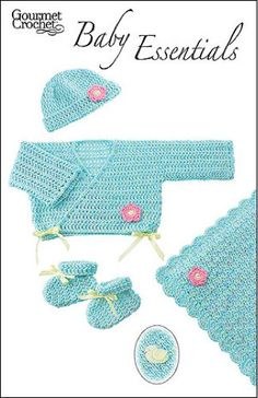 Maggie's Crochet · Baby Essentials Pattern