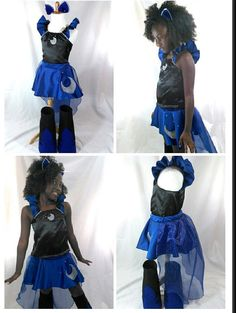 Princess Luna/Nightmare Moon Costume…